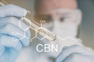 CBN (Cannabinol) for sleep stress and anxiety